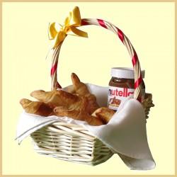 Подарочная корзина К завтраку
