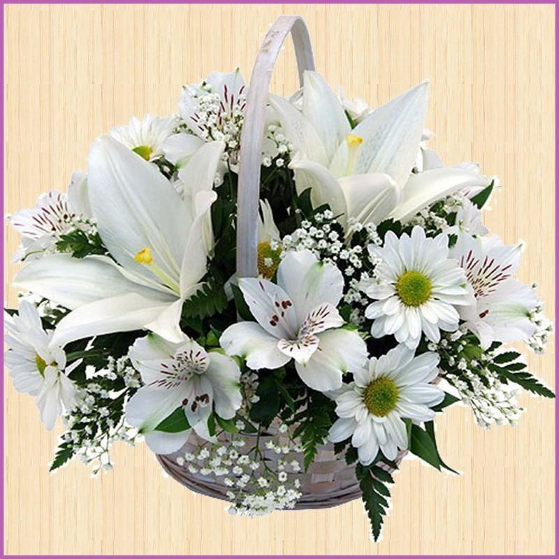 Цветы картинки в вазе ромашки